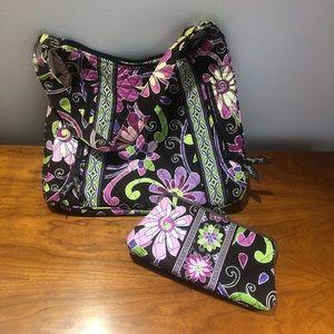 Vera Bradley purse & wallet bundle